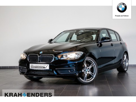 BMW 118 i 19 Radsatz