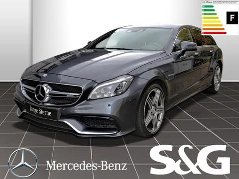 Mercedes-Benz CLS 63 AMG Shooting Brake DriversPack Sitzkl