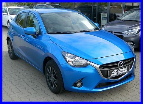 Mazda 2 Exclusive-Line