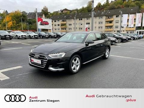 Audi A4 Avant 35 TFSI advanced Stadt Tour DSP
