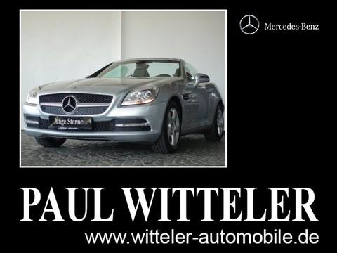 Mercedes SLK 200 Park