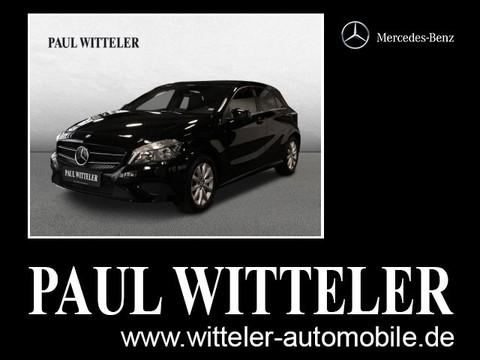 Mercedes-Benz A 180 Style Parktro