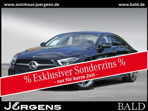 Mercedes-Benz CLS 300 d Coupé AMG-Sport Wide