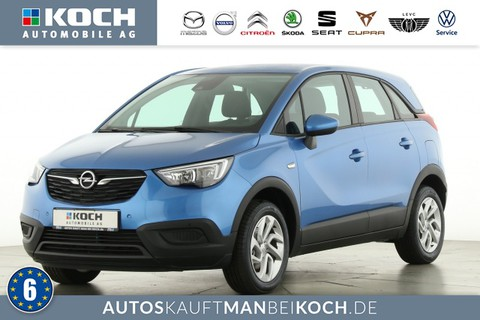 Opel Crossland X 1.2 Turbo Edition Klimaat
