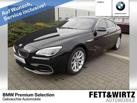 BMW 640 Gran Coupe xDrive el GSD