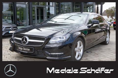 Mercedes CLS 250 SB AMG Distron Com HarmanKardon