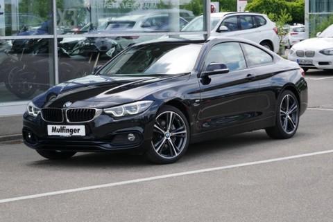 BMW 435 d xDrive Coupé Sport Line SAG