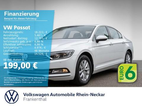 Volkswagen Passat 1.4 TSI Limousine Comfortline