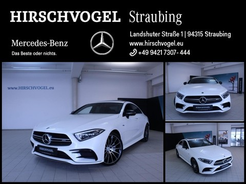 Mercedes CLS 53 AMG DRIVERS PACKAGE DISTRON