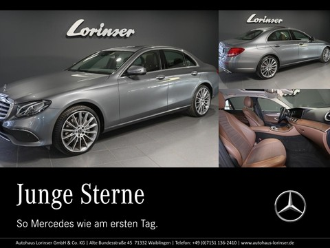 Mercedes-Benz E 350 d EXCLUSIVE AVANTGARDECOMAND