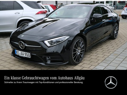 Mercedes-Benz CLS 400 D COUPE AMG-LINE BURMESTER