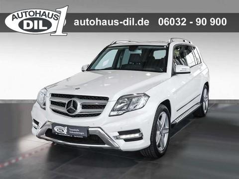 Mercedes-Benz GLK 220 AMG Line Exterieur