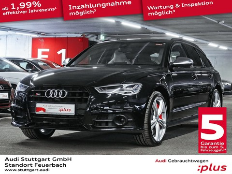 Audi S6 4.0 TFSI qu Avant Optikpaket S-Sitz