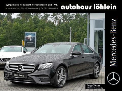 Mercedes-Benz E 350 d AMG Distronc 360Kamera Co