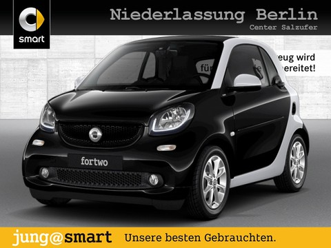 smart ForTwo coupé 52kW passion