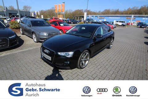Audi A5 2.0 TDI Sportback Sport Edition Plus