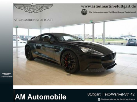 Aston Martin Vanquish Coupe Carbon Edition