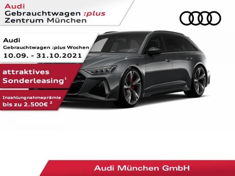 Audi RS6 Avant Dynamik