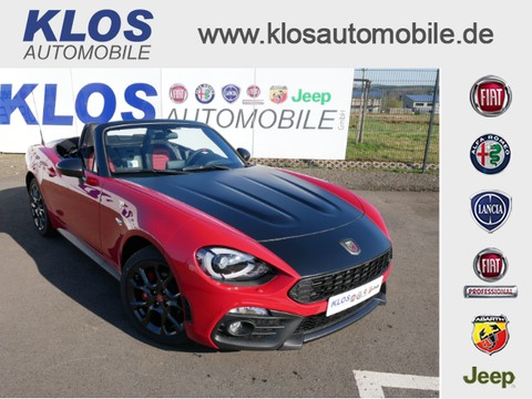 Abarth 124 Spider 1.4 MULTIAIR 170PS INKL