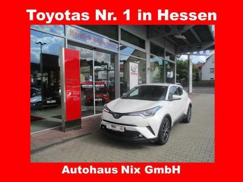 Toyota C-HR Hybrid Team D SCHEINW