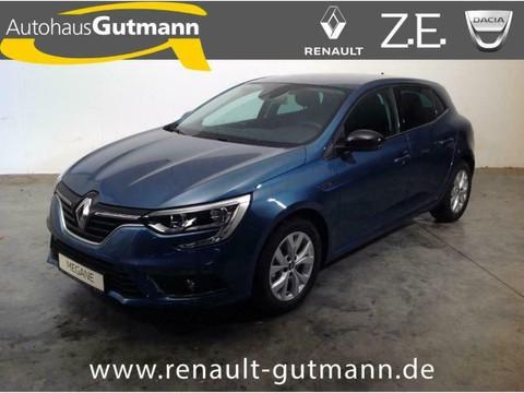 Renault Megane 1.3 IV Limited TCe 140 EU6d-T