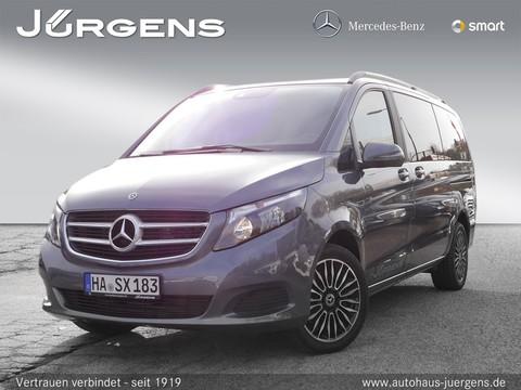 Mercedes V 220 Edition Lang 7