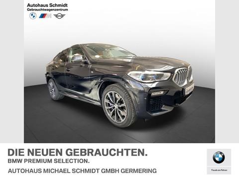 BMW X6 xDrive40d M Sportpaket Driv Prof