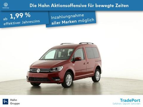 Volkswagen Caddy 2.0 TDI Comfortline 90KW