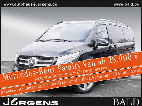 Mercedes-Benz V 220 Edition Lang EASY
