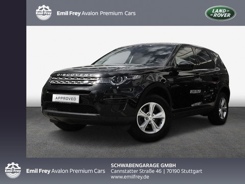 Land Rover Discovery Sport TD4 Pure
