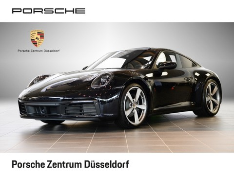 Porsche 992 Carrera 4 Abstandsregeltempostat 21 Exclusive Räder