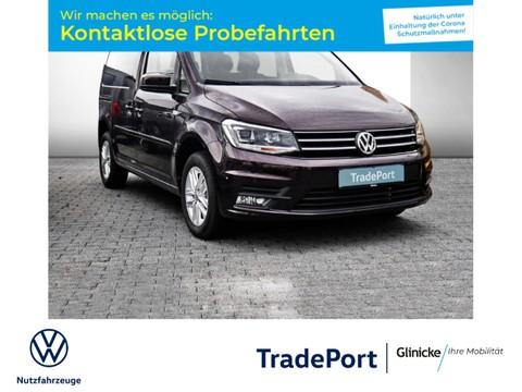 Volkswagen Caddy 2.0 TDI Comfortline EU6d-T Parklenkassist