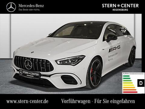Mercedes-Benz CLA 45 AMG Shooting Brake DRIVERS-P BURMESTER