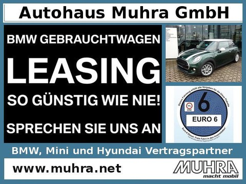 MINI Cooper D 4.9 Leasingrate 199 EUR