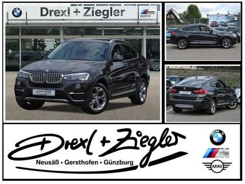BMW X4 xDrive20d xLine Prof