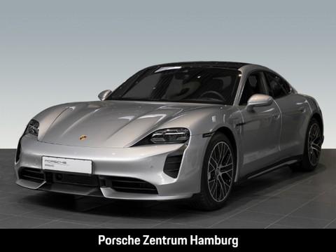 Porsche Taycan Turbo SportDesign Paket Beifahrerdisplay