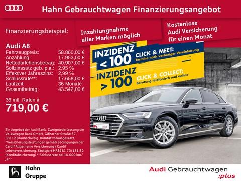 Audi A8 L 50TDI EU6d qu °