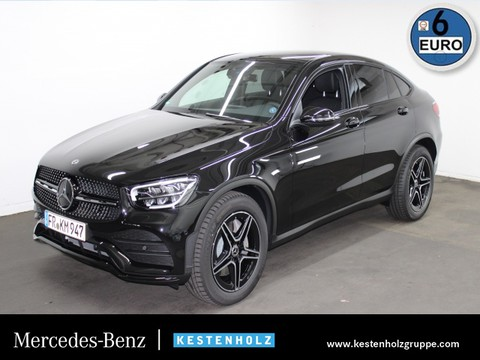 Mercedes GLC 300 d Cp AMG Multisitz Night