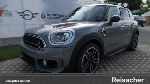 MINI Cooper S Countryman A