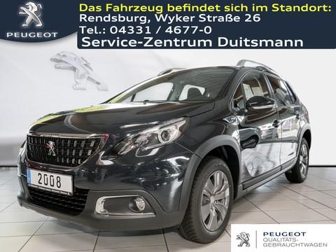 Peugeot 2008 100 STOP & START Signature Klimaauomatik