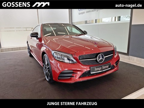 Mercedes-Benz C 300 AMG Coupe