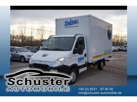 Iveco Daily 35 13 Koffer LBW