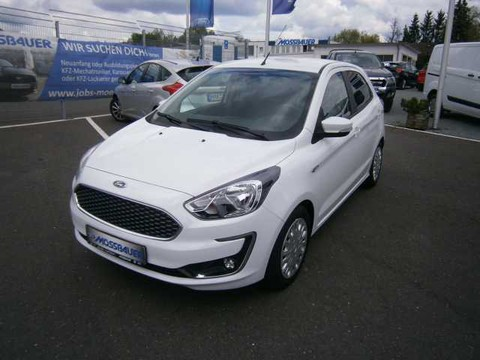 Ford Ka 1.2 Ti-VCT Cool&Connect (Euro 6d-)
