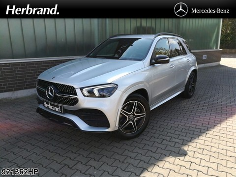 Mercedes-Benz GLE 350 d AMG NIGHT AUGMENTED