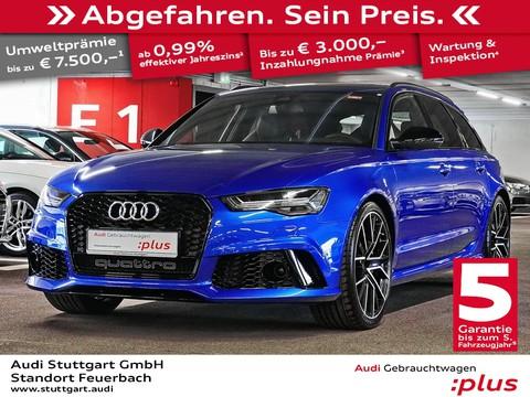 Audi RS6 4.0 TFSI qu Av plus Dynamikpaket plus