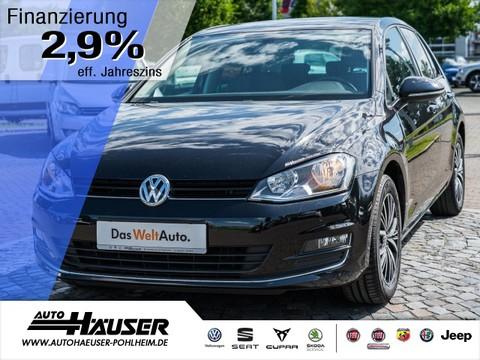 Volkswagen Golf 1.6 TDI VII ALLSTAR 6 MEDIA