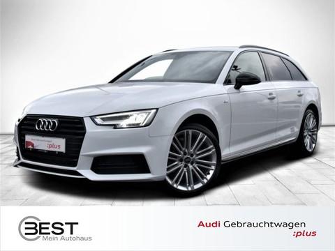 """Audi A4 2.0 TFSI Avant g-tron S-Line black&O """""""