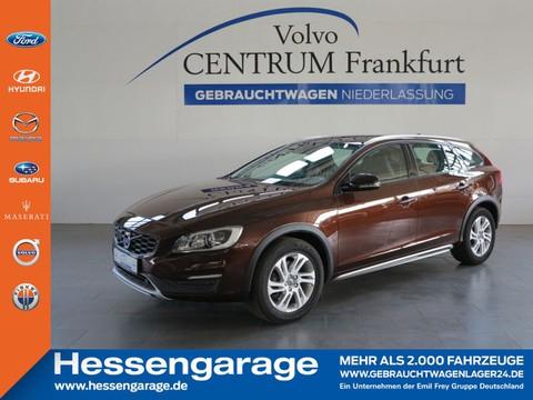 Volvo V60 CC D3 Parkh v h Kindersitze