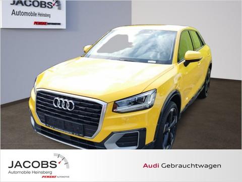 Audi Q2 1.6 TDI 2 Zonen