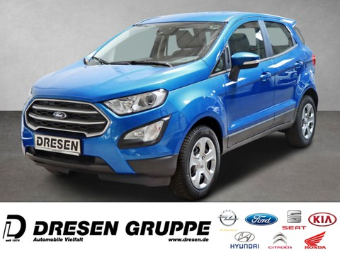Ford EcoSport Cool &Connect